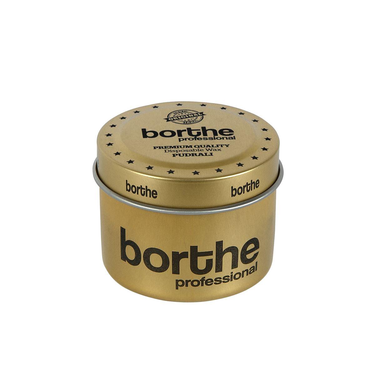 Borthe Mini Tek Kullanımlık Ağda  50 ml.