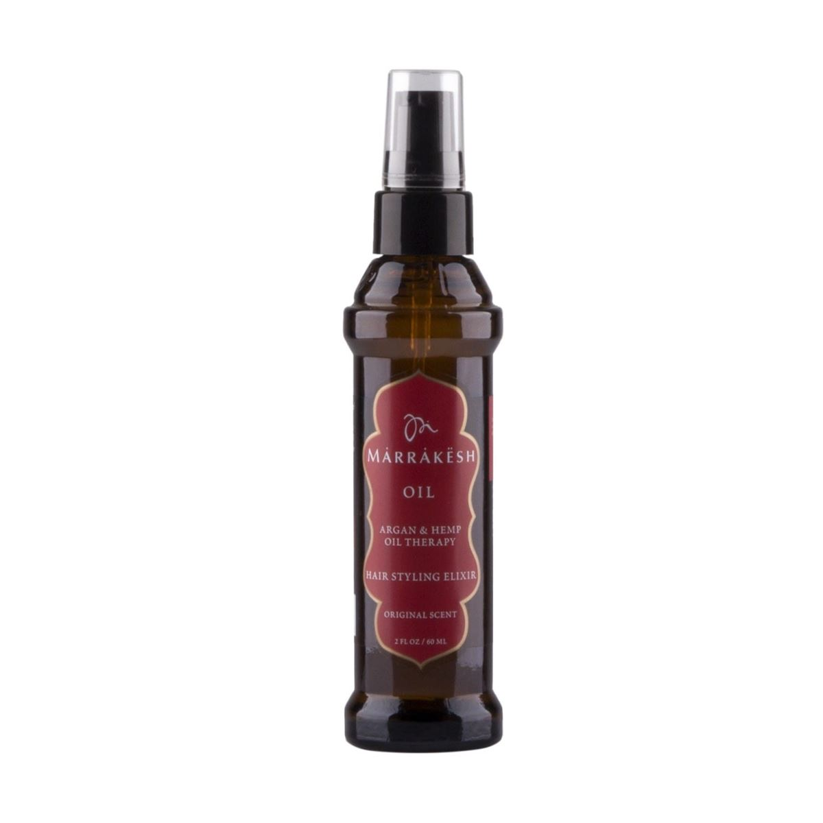 Marrakesh Oil Argan & Hemp Oil Therapy 60ml