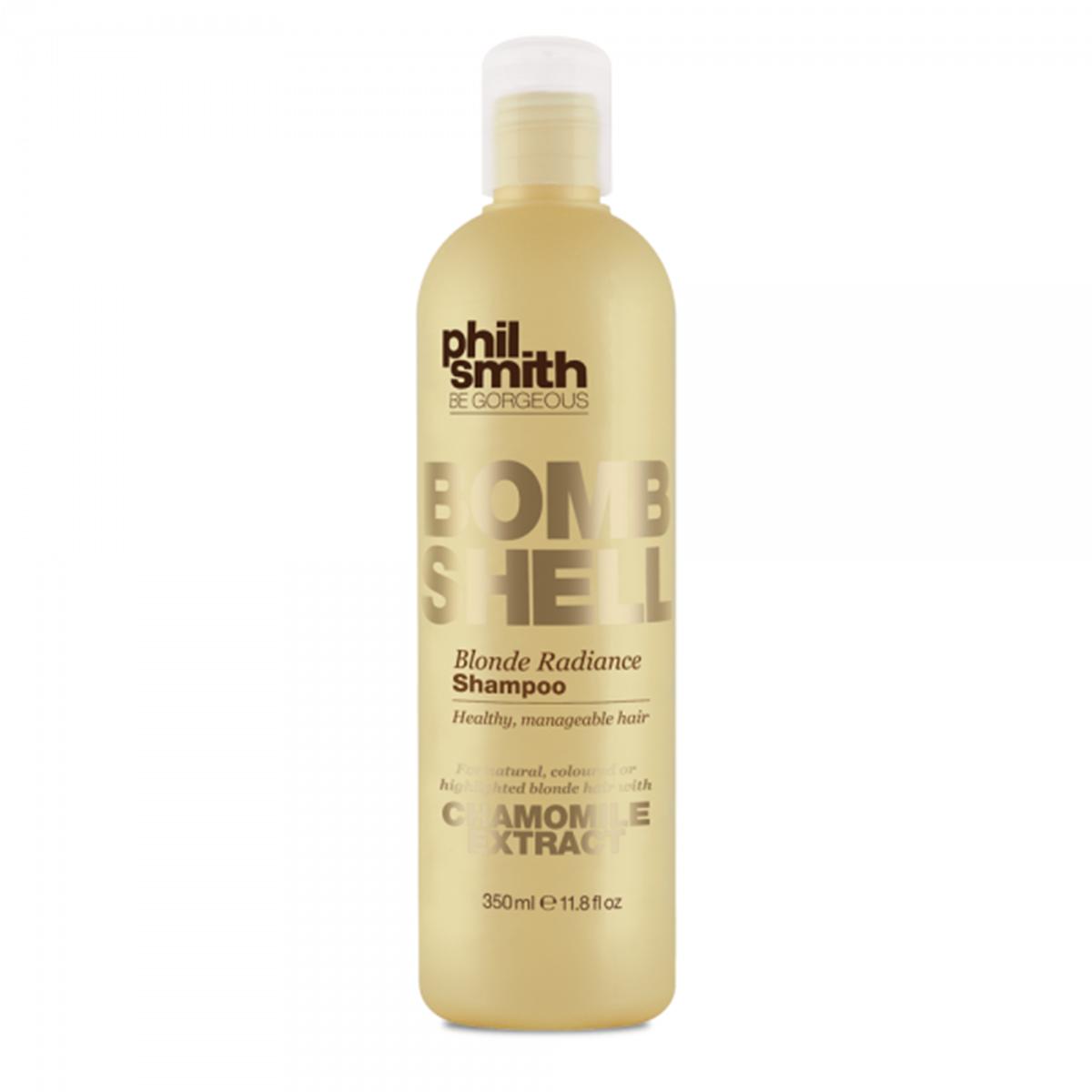 Phil Smith Bombshell Blonde Şampuan 350 ml