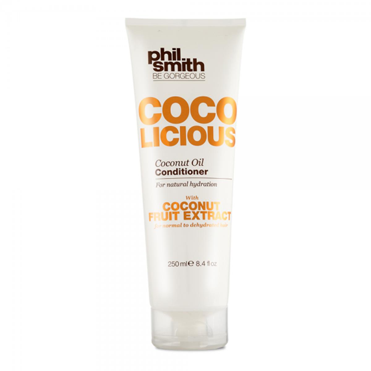Phil Smith Coco Licious Coconut Oil Saç Kremi 250 Ml