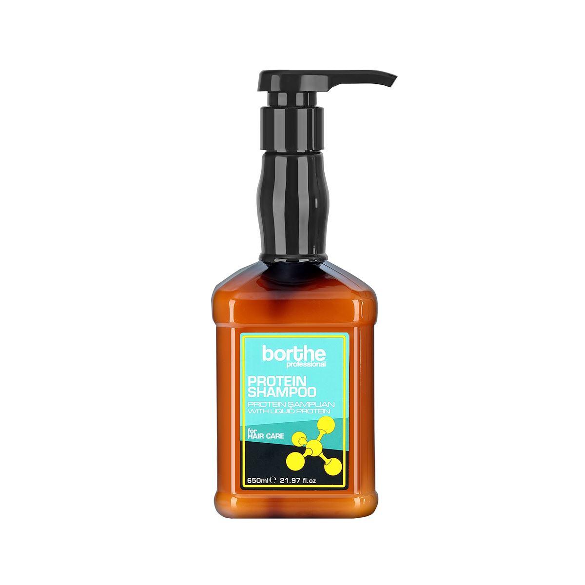 Borthe Protein Shampoo 650 ml.