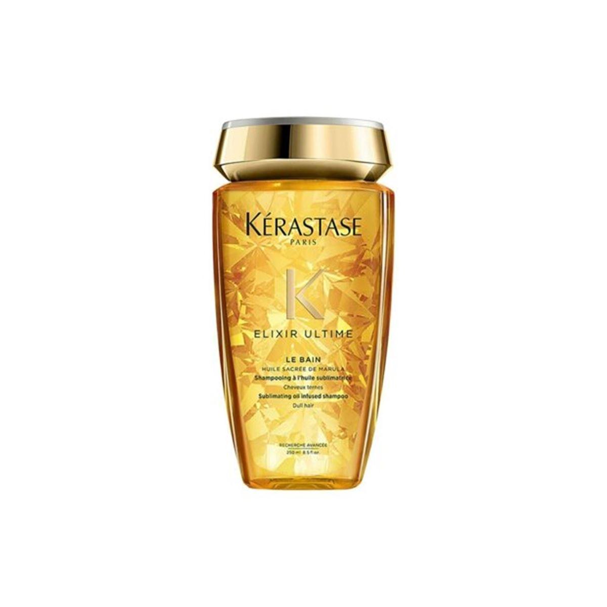 Kerastase Elixir Ultime Parlaklık Şampuanı - Le Bain 250 ml