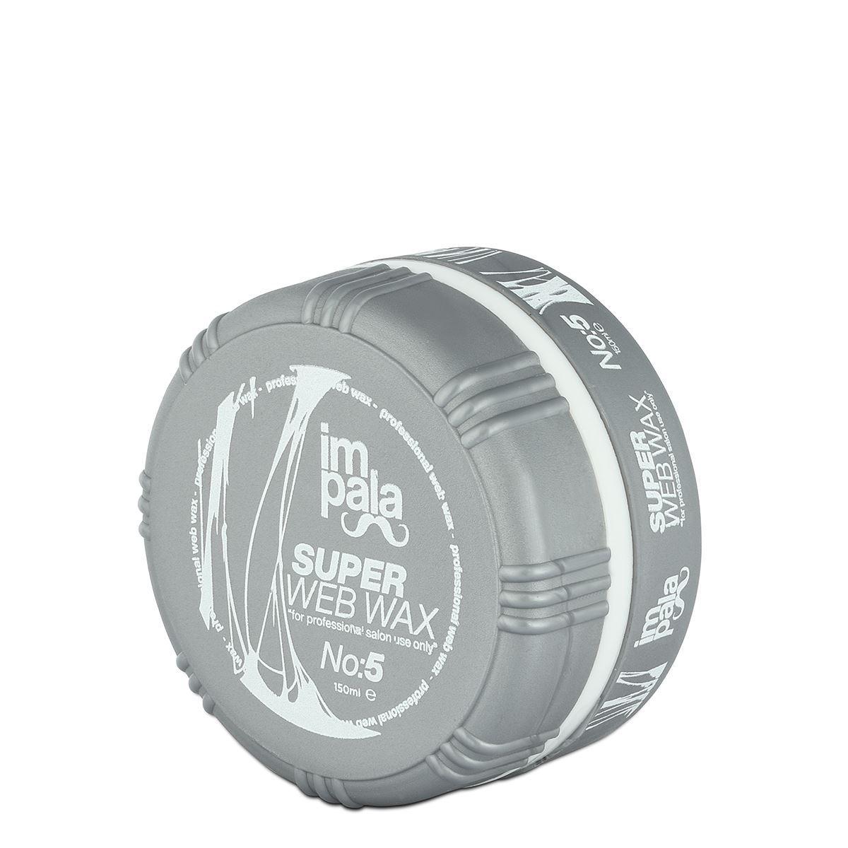 Impala No 5 Süper Web Wax 150ml
