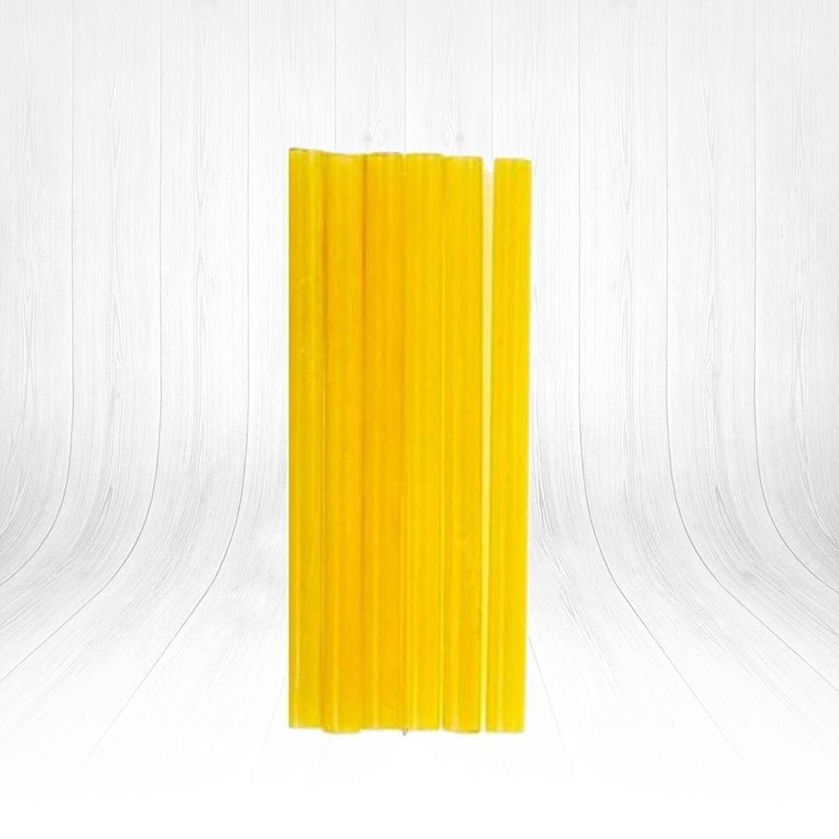 Nano Absolute Keratin Çubuk Sarı Uzun 6 lı